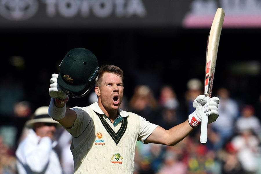 David Warner cricket news