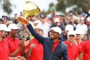 Woods USA Presidents Cup golf betting