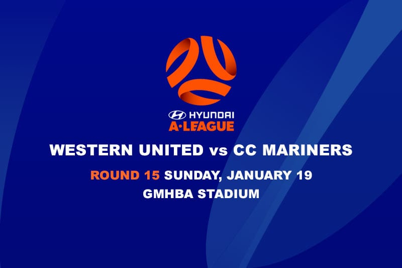 Western United vs Mariners A-League betting