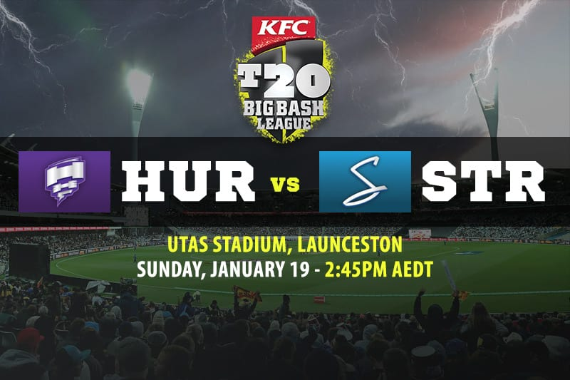 Hurricanes vs Strikers BBL betting tips