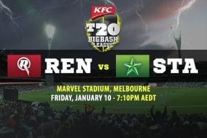Renegades vs Stars BBL betting tips