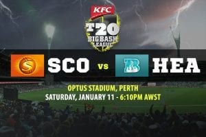 Scorchers vs Heat BBL betting tips