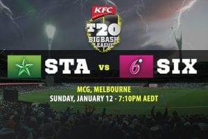 Stars vs Sixers BBL betting tips