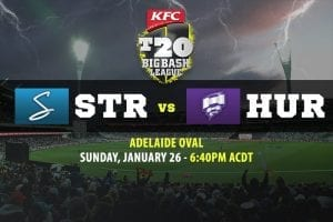 Strikers vs Hurricanes BBL betting tips