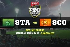 Stars vs Scorchers BBL betting tips