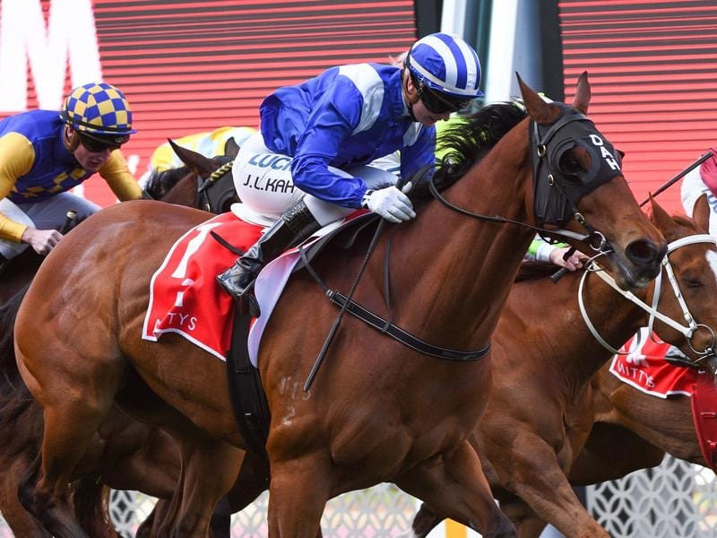 Faatinah will resume in the Oakleigh Plate.
