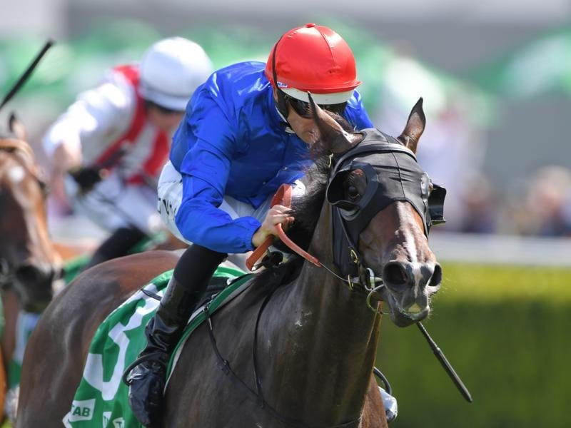 Flit wins the Light Fingers Stakes