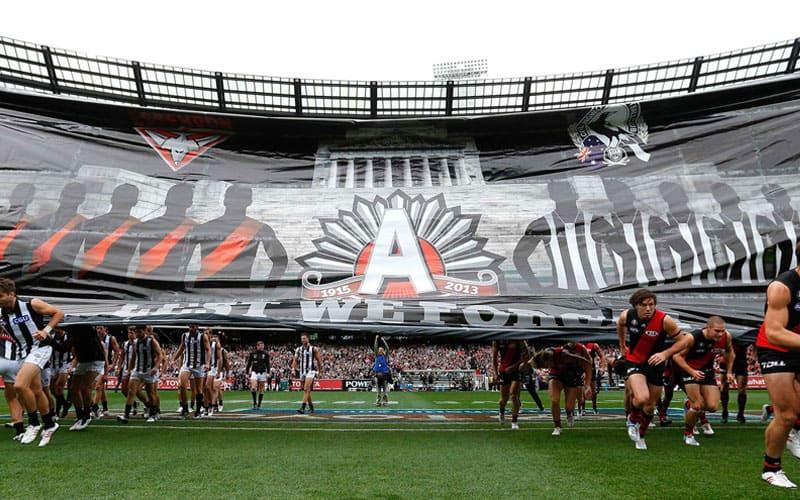 AFL Anzac Day