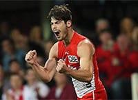 George Hewett AFL betting