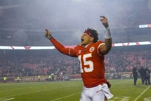 Mahomes Chiefs Super Bowl betting