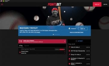 Pointsbet sign deal to be betting partner of NBA