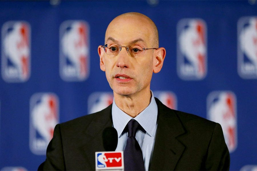 NBA gambling news