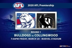 Bulldogs vs Magpies AFL betting tips