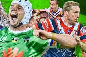 NRL 2020 betting news