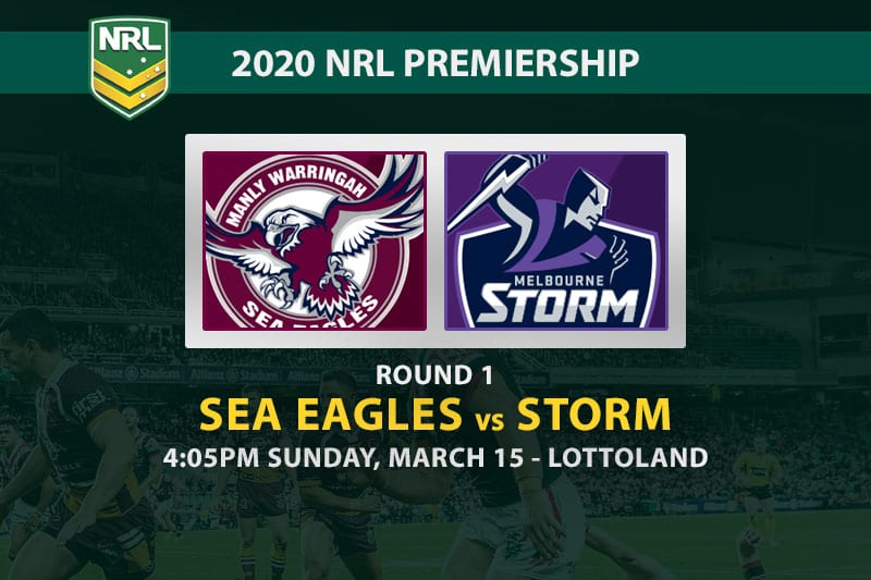 Sea Eagles vs Storm NRL betting tips