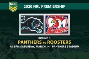 Panthers vs Roosters NRL betting tips