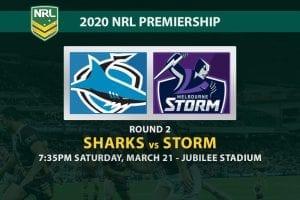 Sharks vs Storm NRL betting tips