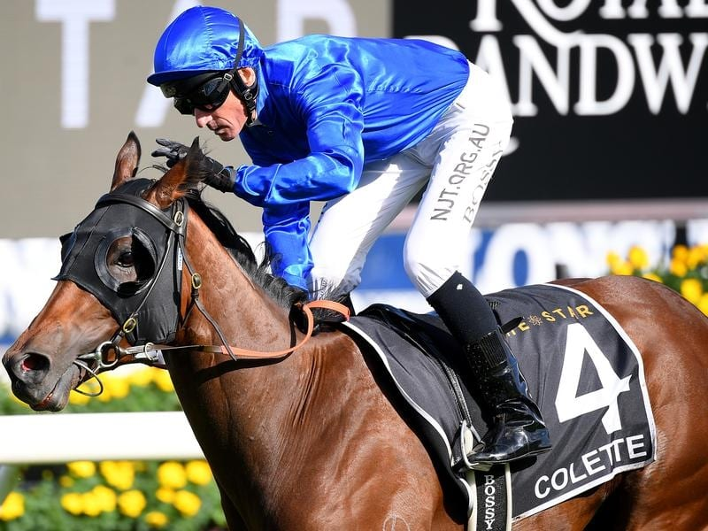 Colette wins the ATC Australian Oaks.