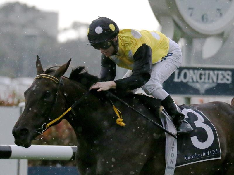 Group One winner In Her Time.