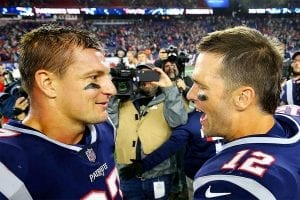 Gronkowski NFL betting news