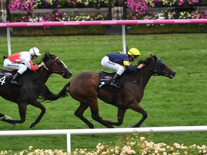 Milwaukee will contest the Straight Six at Flemington.