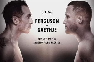 UFC 249 Main Event - Ferguson vs Gaethje