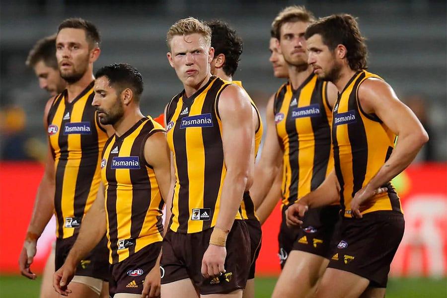 Hawthorn AFL betting news