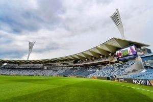 GMHBA Stadium (Kardinia Park) in Geelong, Victoria