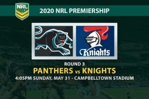 Panthers vs Knights NRL betting tips