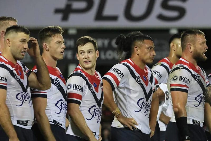 Roosters NRL betting news