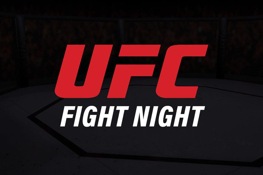UFC Fight Night betting