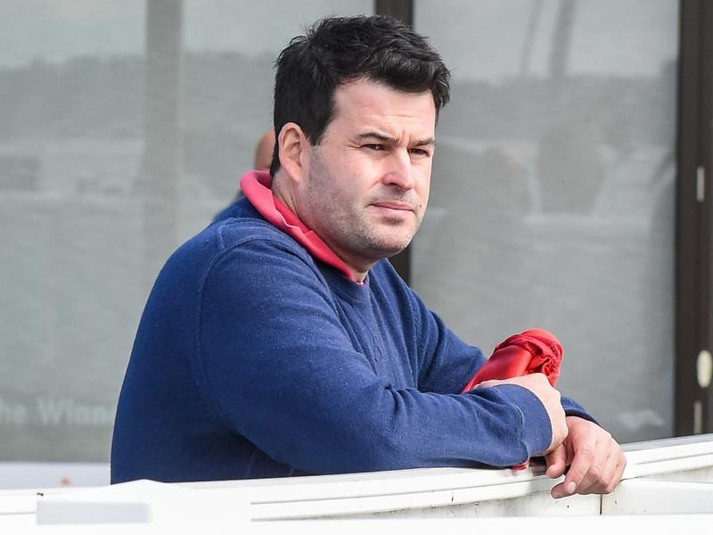 Trainer Henry Dwyer.
