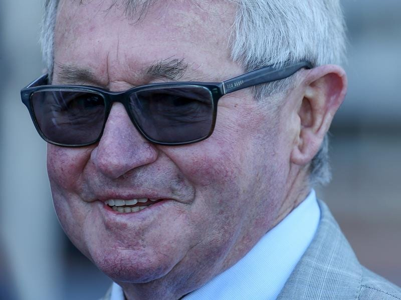 Former jockey and trainer Pat Hyland has stepped away from racing.