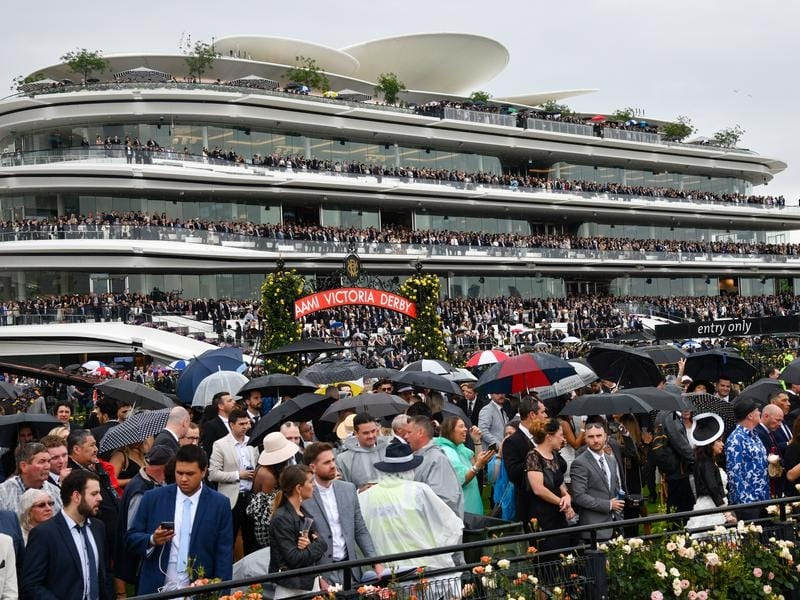 Racing Victoria has put on hold owners' return to racetracks.