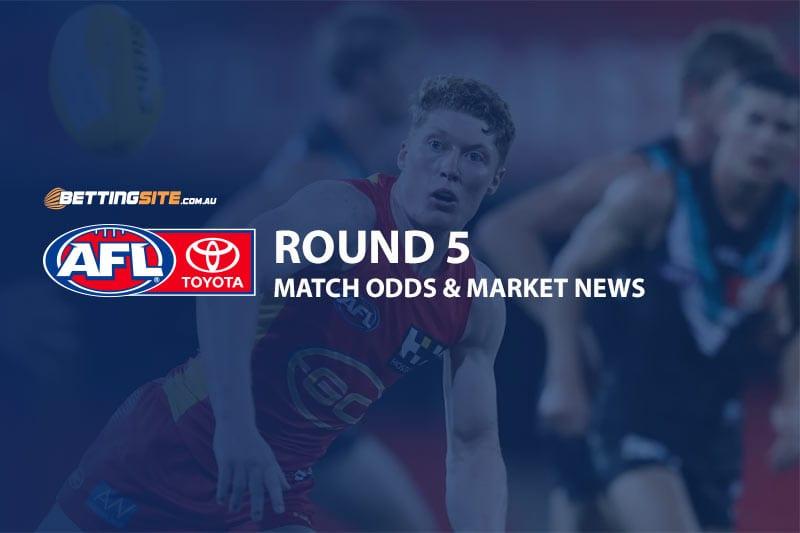 AFL 2020 betting news