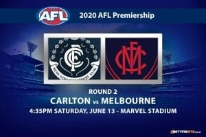 Blues vs Demons AFL betting tips