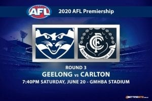 Cats vs Blues AFL betting tips