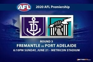 Dockers vs Power AFL betting tips