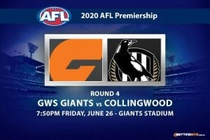 Giants vs Magpies AFL betting tips