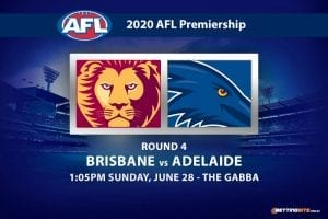 Brisbane vs Adelaide AFL betting tips