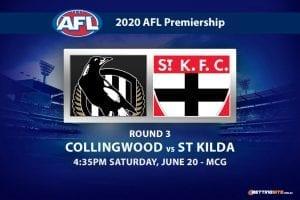 Magpies vs Saints AFL betting tips