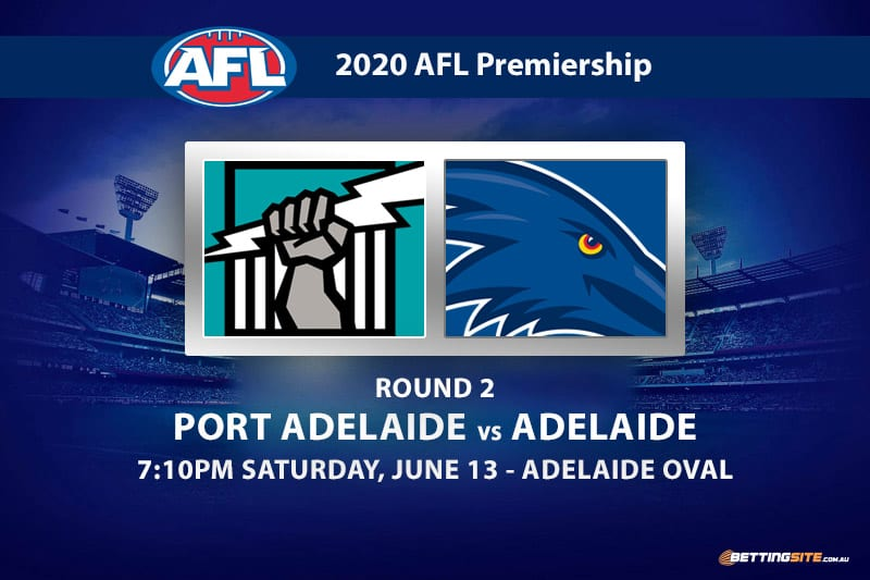 Power vs Crows AFL betting tips