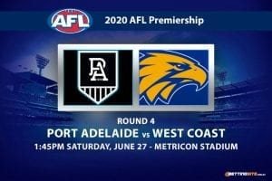 Power vs Eagles AFL betting tips