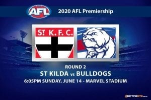 Saints vs Bulldogs AFL betting tips