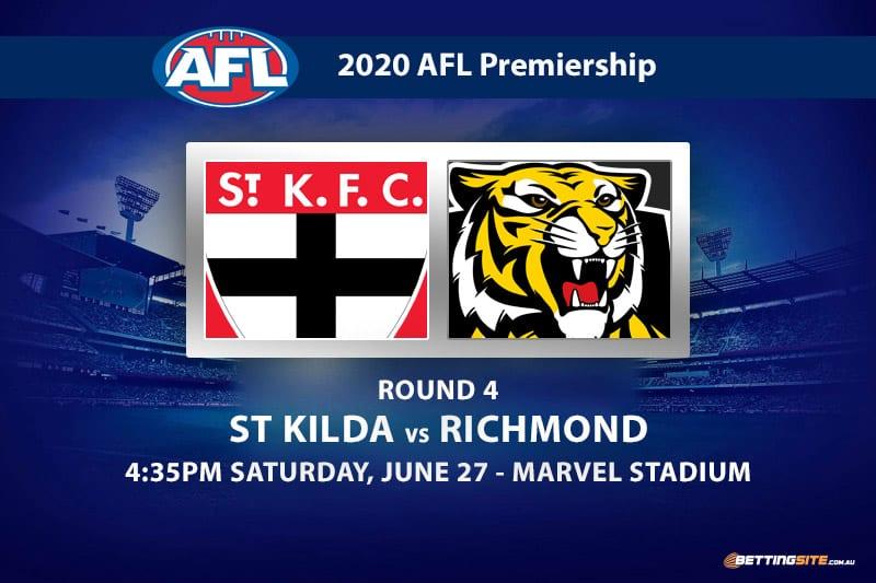 Saints vs Tigers AFL betting tips