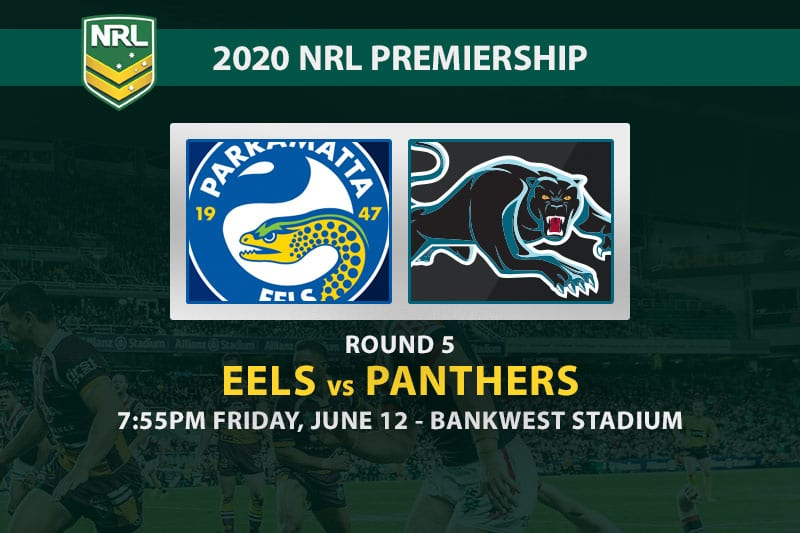 Eels vs Panthers NRL betting tips