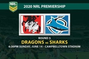 Dragons vs Sharks NRL betting tips