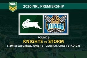 Knights vs Storm NRL betting tips