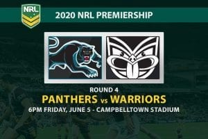 Panthers vs Warriors NRL betting tips