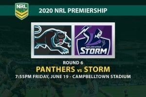Panthers vs Storm NRL betting tips